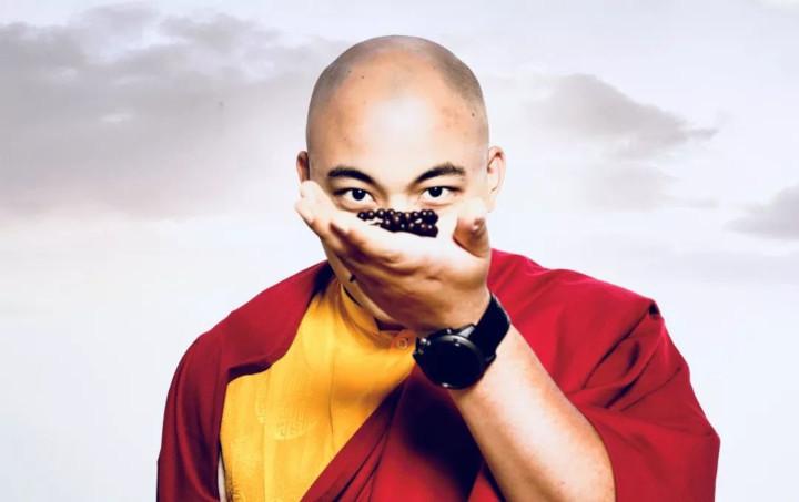 photo Kalu Rinpoché
